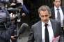 Nicolas Sarkozy, le 12 juillet à Bruxelles pour un meeting des partis populaires européens.