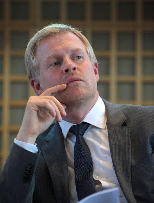 Henrik Enderlein dirige l'Institut Jacques-Delors de Berlin.