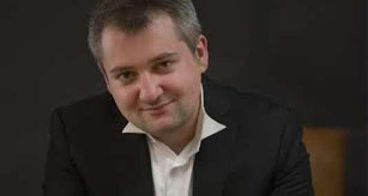 Le chef d'orchestre et violoniste Thibault Noally.