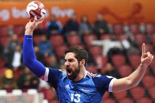 Nikola Karabatic s'est engagé pour quatre ans avec le PSG.