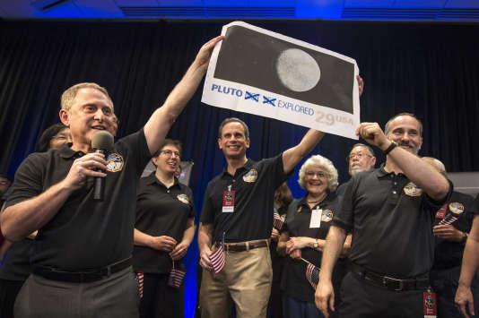 New Horizons, qui a frôlé Pluton le 14 juillet, est la sonde la plus rapide envoyée par l'homme dans l'espace.