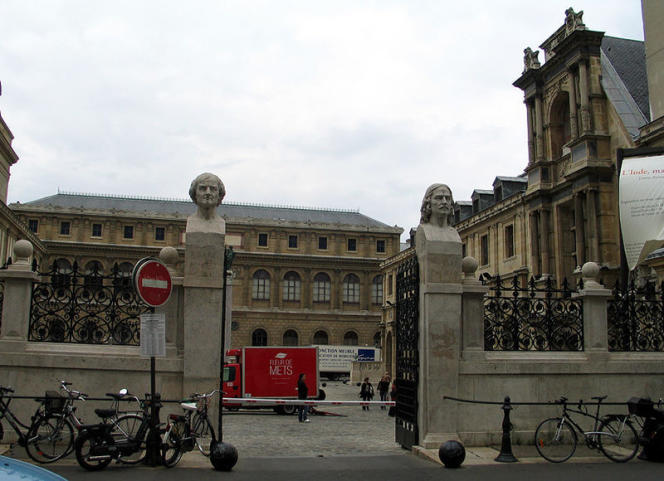 L'Ecole des Beaux-arts de Paris (Ensba).