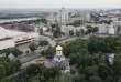 Un obélisque a été dévoilé, lundi 16 octobre à Rostov-sur-le-Don (Russie) d'où sont partis tant de «volontaires» russes prêter main-forte aux séparatistes en guerre contre Kiev.
