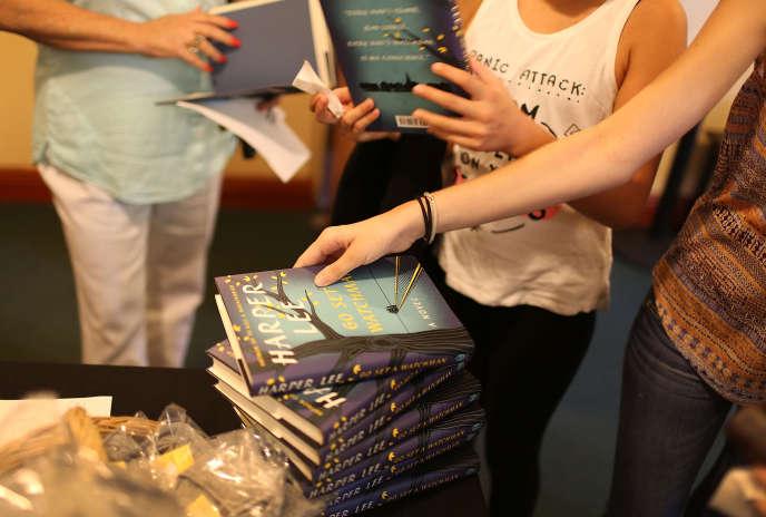 Le livre d'Harper Lee en vente en Floride le 14 juillet 2015.