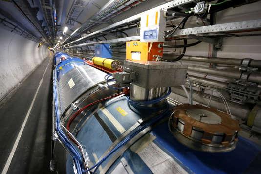 Après deux ans de maintenance et de réparations, le LHC a entamé une nouvelle phase d'expériences inédites avec une énergie presque doublée par rapport à celle atteinte lors de la première période d'exploitation.