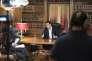 Dans une interview donnée à la télévision grecque le 14 juillet, Alexis Tsipras a déclaré avoir signé l'accord avec les créanciers de la Grèce, afin d'«éviter un désastre au pays».