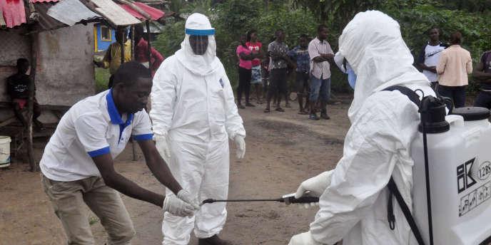 Les premiers résultats des tests du vaccin contre le virus Ebola, que publie le magazine britannique « The Lancet », montrent qu'il est efficace.