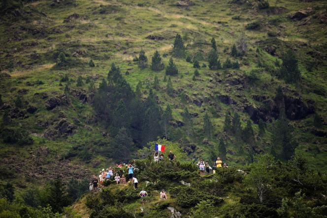 La quintessence du Tour de France.