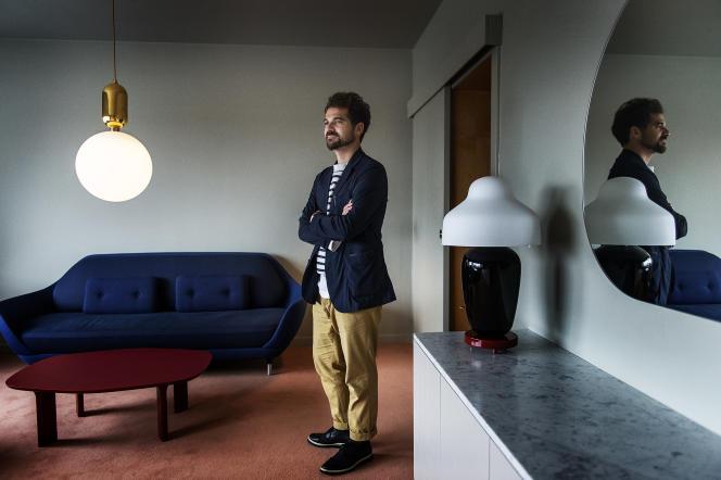 Le designer espagnol Jaime Hayòn, qui a déjà dessiné plusieurs pièces pour la marque de design scandinave