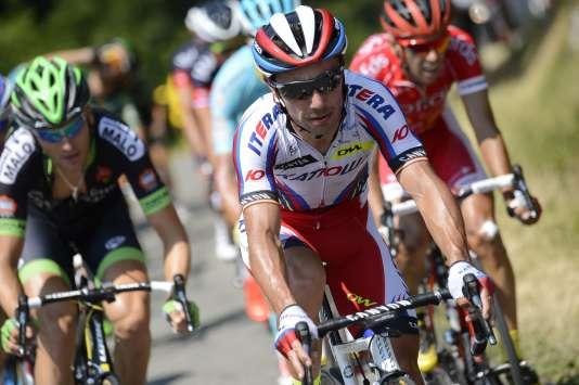 Joaquim Rodriguez a remporté la 12e étape du Tour de France 2015