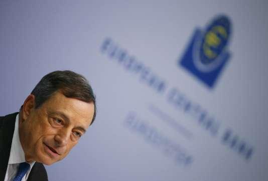 Le président de la BCE, Mario Draghi, a ajouté qu'il était « indiscutable » qu'un allégement de la dette grecque fût nécessaire.