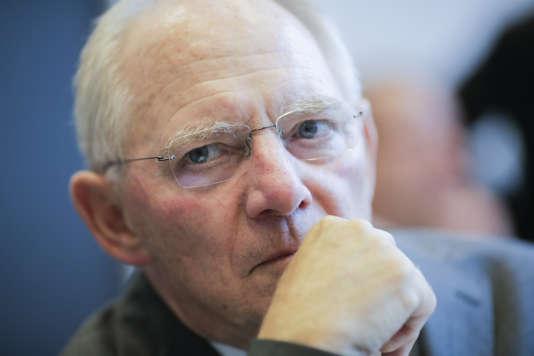 Même l'intransigeant ministre des finances Wolfgang Schäuble aurait plaidé en faveur du oui.