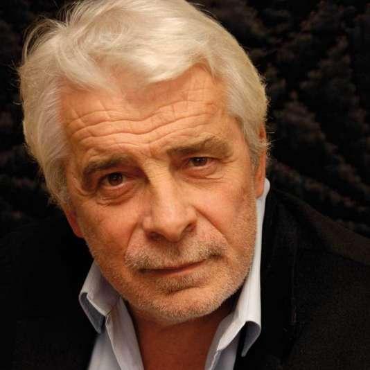 Jacques Weber en 2012.