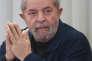 L'ex-président Lula, le 30 mars, à Sao Paulo.