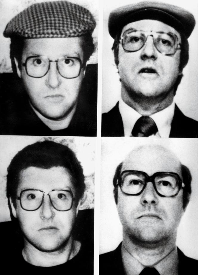 Jacques Mesrine (1936-1979) gangster et roi du déguisement…