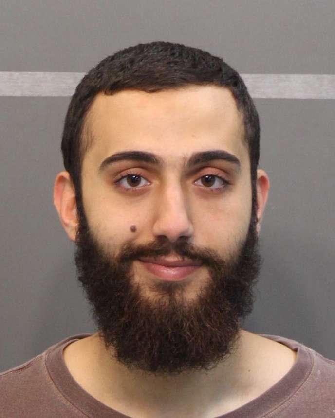 Photo de Mohammad Youssef Abdulazeez fournie par la police du conté de Hamilton.