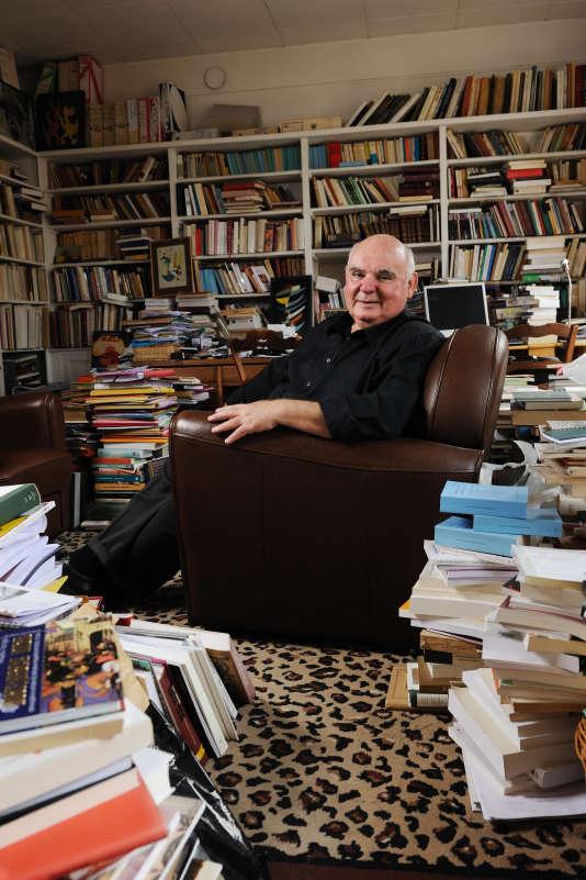 Michel Pastoureau, en juin 2010.