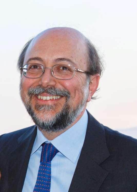 Luca Milano directeur adjoint de la fiction à la Rai.