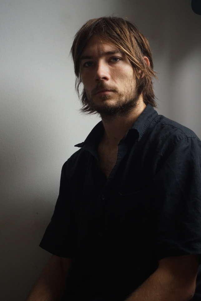 """Alex Olson, ancien skateur professionnel et créateur de la marque """"Bianca Chandôn""""."""