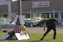 Le centre de recrutement de l'armée américaine de Chattanooga (Tennesse) qui a été pris pour cible, jeudi 16juillet.