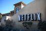 Le siège de Netflix à Los Gatos, Californie, le 22 janvier 2014.