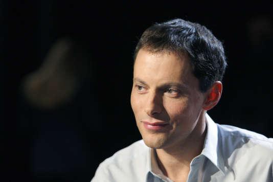 L'animateur et producteur Marc-Olivier Fogiel en septembre 2009.