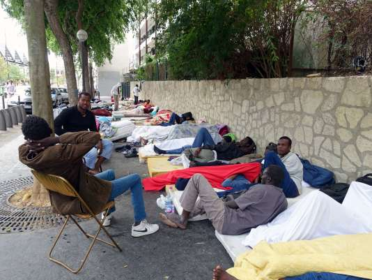 La procédure d'éloignement des déboutés du droit d'asile réformée par l'Assemblée nationale.