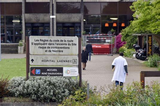 Le centre hospitalier Nord-Laennec, près de Nantes.