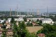 La raffinerie Total de FeyZin, située dans le Couloir de la chimie, zone sud du Grand Lyon est classée Seveso 2, à proximité d'habitations et d'immeubles de logements.