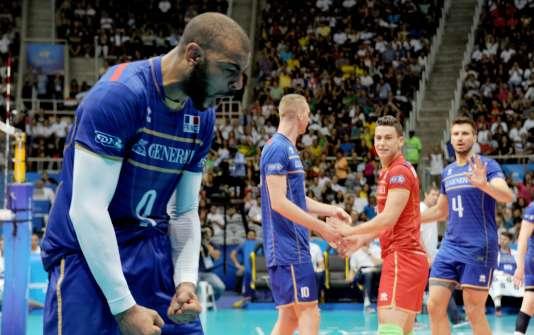 Les champions d'Europe et du monde affrontent ce soir la Russie, lors du premier match du tournoi de qualification pour les Jeux olympiques.