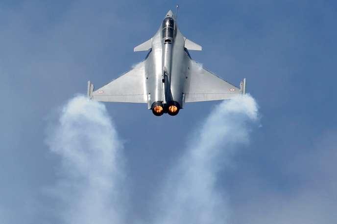 48 avions Rafale ont été vendus par Dassault en 2015.