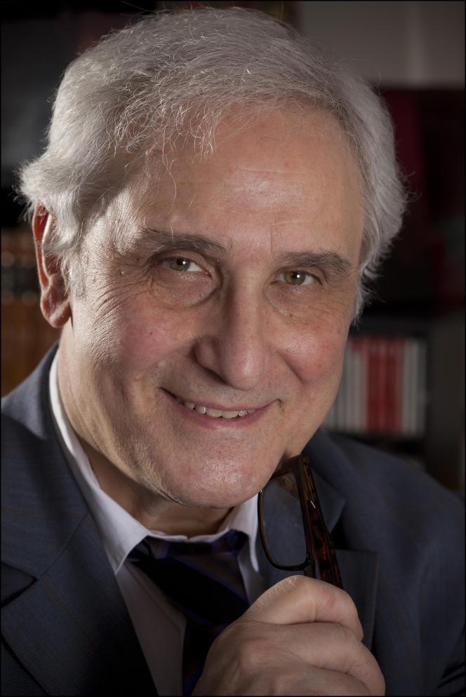 Raphaël Draï, en 2010.