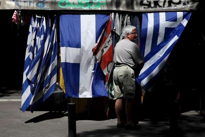 Athènes n'est plus en défaut de paiement vis-à-vis du FMI après avoir soldé ses arriérés de paiement de près de 2 milliards d'euros.