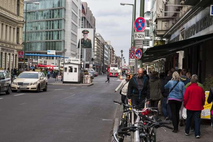 Une rue de Kreuzberg, à Berlin, en Allemagne.En deux ans, le nombre de demandeurs d'asile accueillis en Allemagne a été considérablement réduit : de 890 000 en 2015, ils n'étaient plus que 186 644 en 2017.