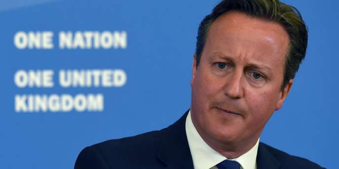 David Cameron, le 20 juillet à Birmingham.