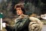 "Sylvester Stallone  dans ""Rambo"", de Ted Kotcheff."