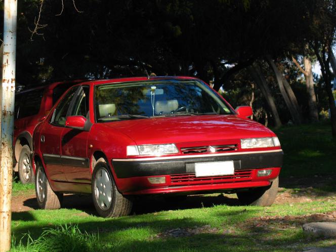 La Citroën Xantia est prisée de certains locataires pour le confort que procure sa suspension hydropneumatique.