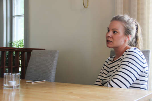 Maija Lehtinen est préoccupée par le sort de son mari. Licencié par Nokia il y a trois ans, il avait finalement été réembauché par Microsoft.