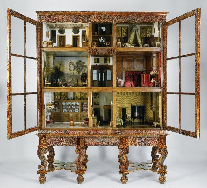 « Miniaturiste », roman de la Britannique Jessie Burton, reconstitue l'Amsterdam du Siècle d'or tout en lorgnant du côté du fantastique. Efficace et séduisant (photo: la maison de poupée du XVIIe siècle exposée au Rijksmuseum).