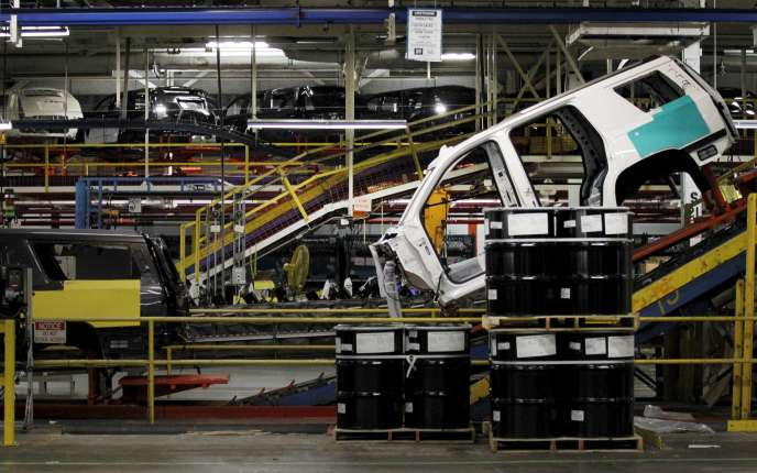 Le marché automobile américain est passé en cinq ans de 10 à 16,5 millions de véhicules vendus par an.