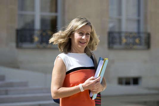 Hélène Conway-Mouret le 2 août 2013, à Paris.