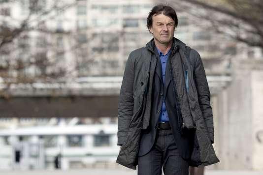 Nicolas Hulot, le 11 mars à Paris.