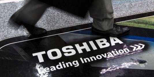 La correction des bilans du groupe Toshiba est attendue pour septembre.