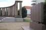 Monument en souvenir des juifs tués pour expérimentations médicales durant la seconde guerre mondiale, au cimetière juif de Cronenbourg, près de Strasbourg.