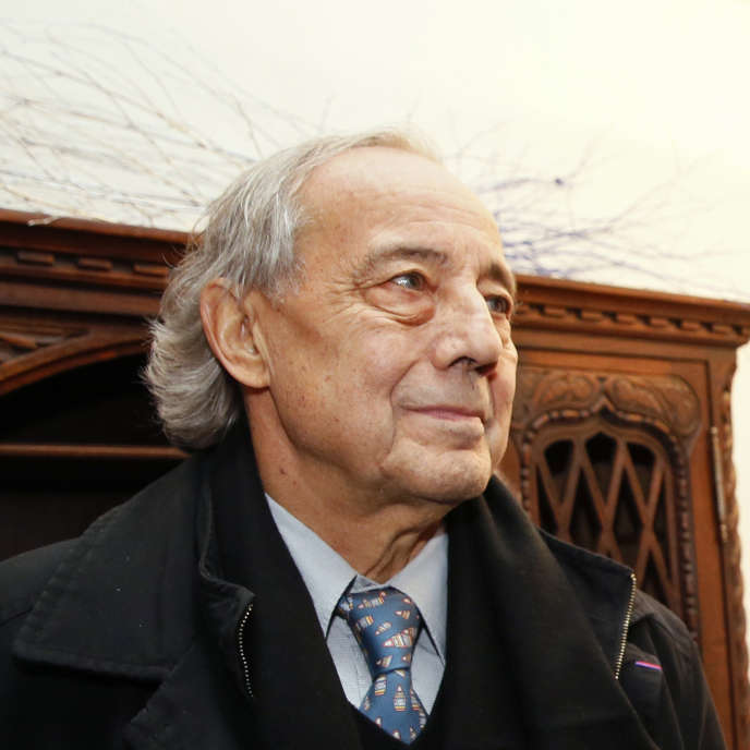 Bernard Marionnaud le 6 décembre 2013 à Clamart.