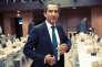Patrick Drahi, le PDG d'Altice et nouvel actionnaire du groupe L'Express.