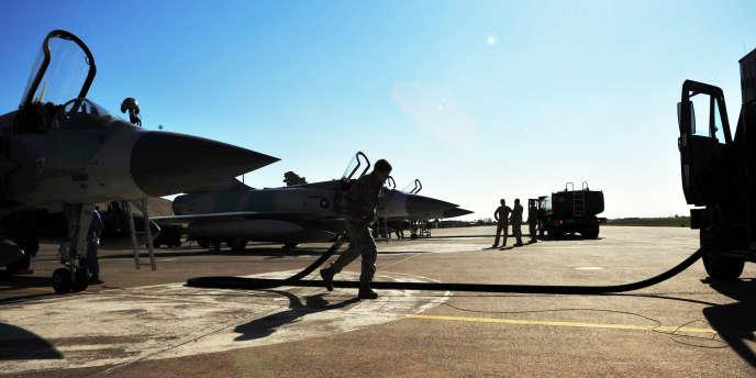 La base aérienne d'Incirlik, dans le sud de la Turquie, est un site stratégique pour les interventions de l'OTAN.