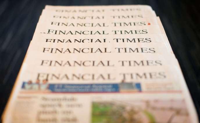 Le «Financial Times» est considéré comme le quotidien économique de référence en Europe.