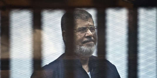 Mohamed Morsi a été destitué le 3juillet2013.