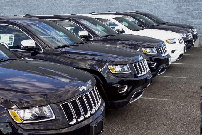 La Jeep Grand Cherokee fait partie des l 1.4 million de véhicules qui vont être rappelés.